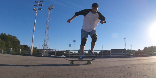 Crystal Palace Skate Session